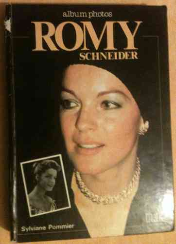 LIVRE Romy Schneider L 'album Photo 1964