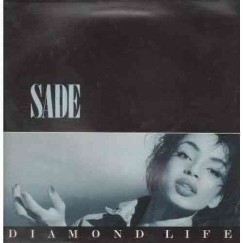 VINYL 33T sade diamond life epic 26044