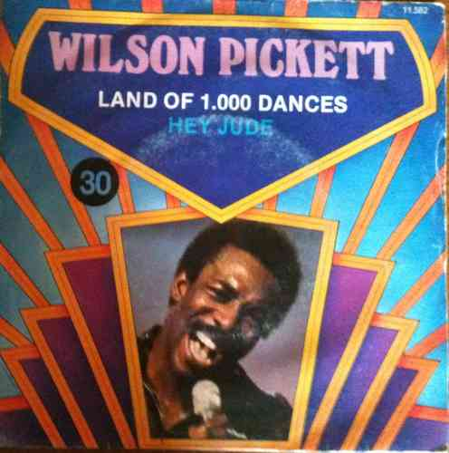 VINYL45Twilson picket land of 1000 dances