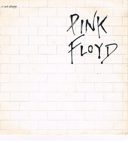 VINYL 45Tpink floyd another brick in the wall 1979