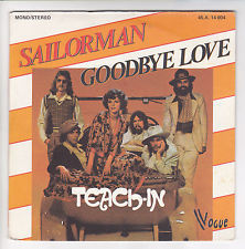 VINYL45T sailorman goodby love 1975