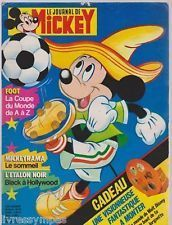 BD le journal de Mickey 1986 N° 1771