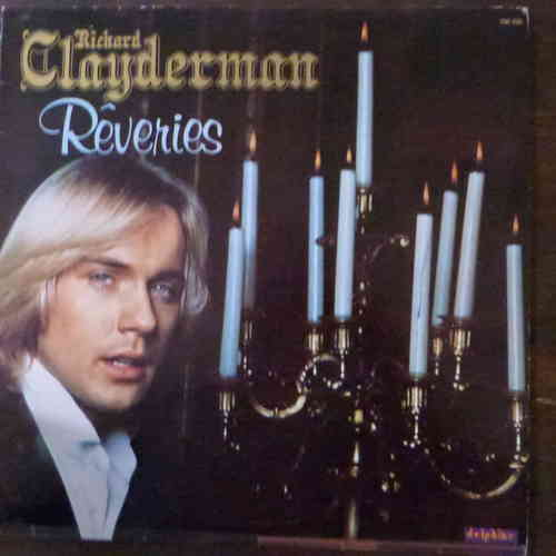 VINYL 33 TOURS richard clayderman réveries 1979