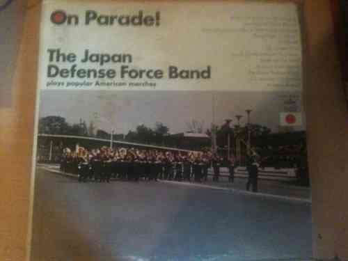 "VINYL 33 TOURS "" on parade """