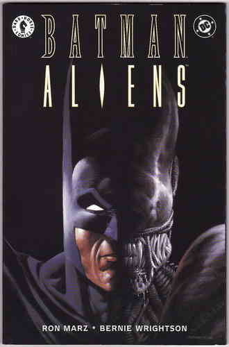 BD batman aliens