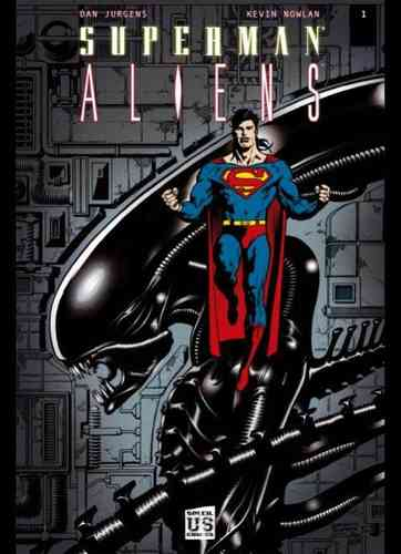 BD Super-man Aliens n 1