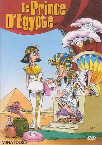 DVD le prince d'Égypte 2003 Play, Kids