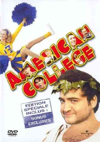 DVD american college