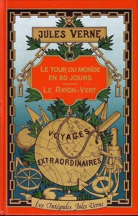 Livre Jules Verne Le Tour Du Monde En 80 Jours