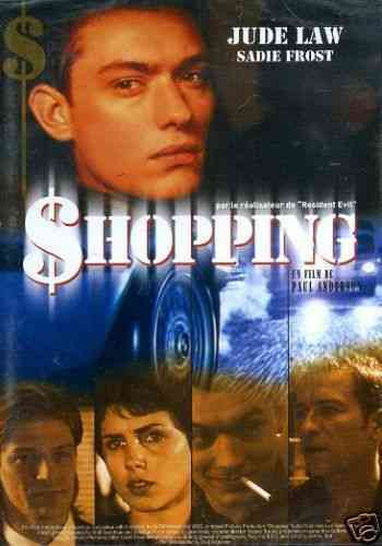 DVD Schopping Paul Anderson 1994