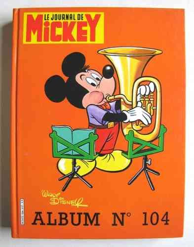 album journal de mickey 104