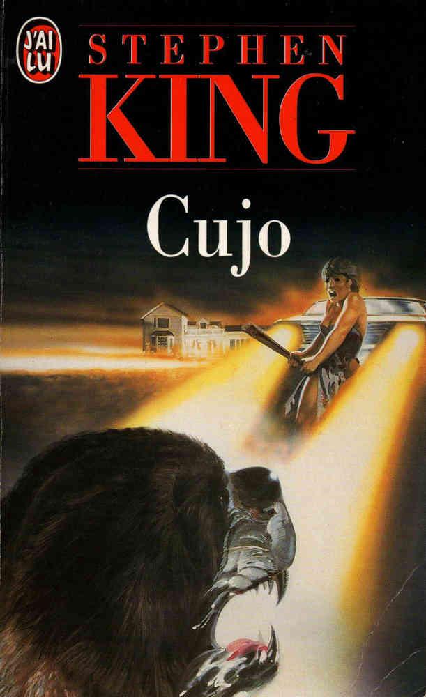 Livre Stephen King Cujo 1981 J Ai Lu N 1590
