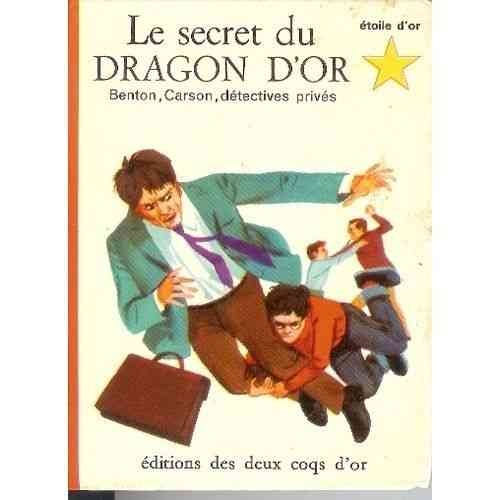 LIVRE George Wyatt le secret du dragon d'or n°65 1966