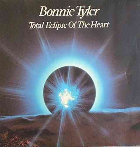 VINYL45T bonny tyler total éclipse of the heart 1982