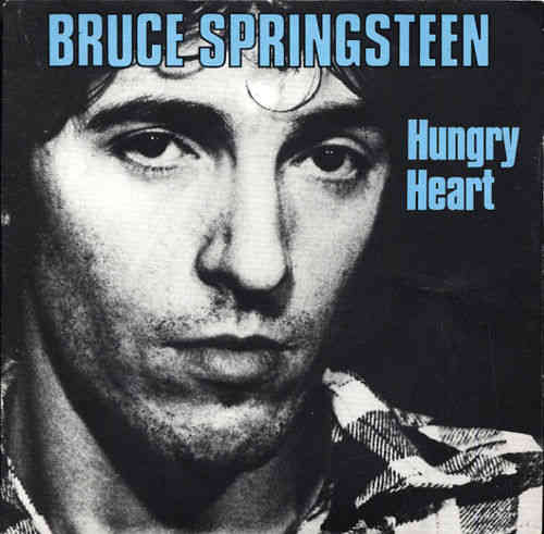 VINYL45T bruce sprngsteen hungry heart