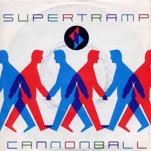 VINYL45T supertramp cannonball