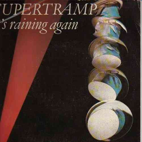 VINYL45T supertramp it's rainning again