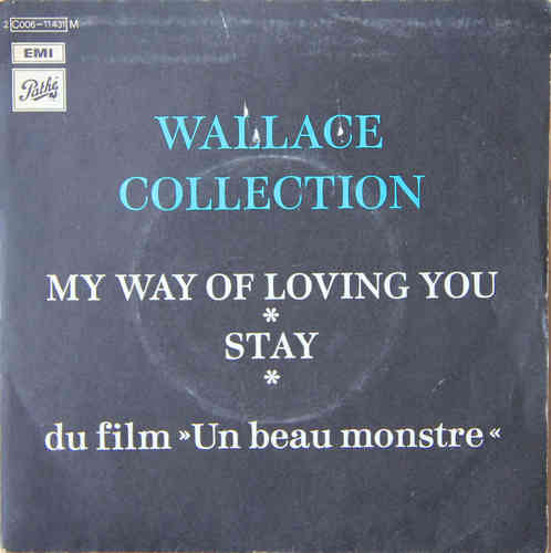 VINYL45T wallace collection stay