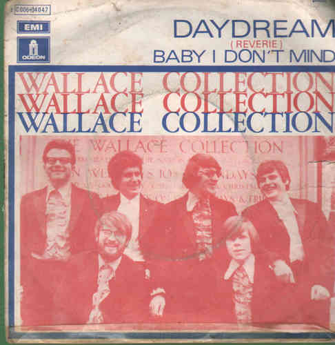 VINYL45T wallace collection daydream 1 1969