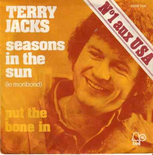 VINYL45T terry jacks seasons in the sun