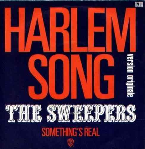 VINYL45T the sweeppers harlem song 1973