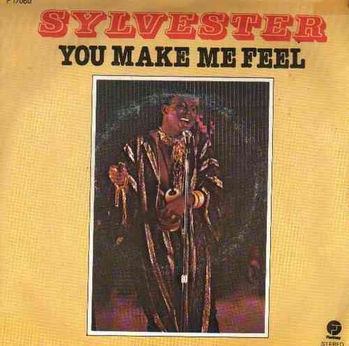 VINYL45T sylvester you make me feel 1978
