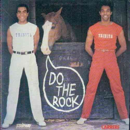 VINYL45T trinita do the rock 1979
