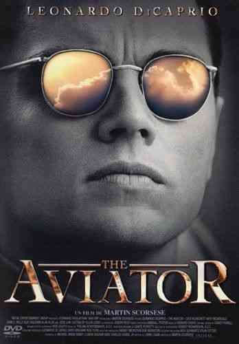 DVD the aviator léonardo dicaprio
