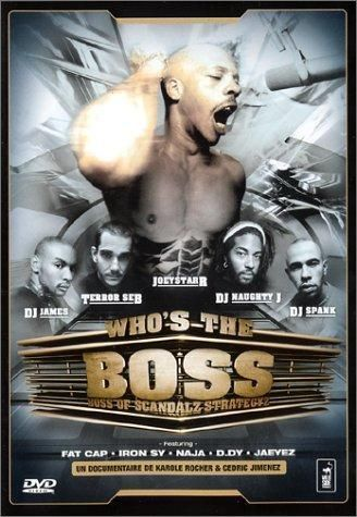 DVD who's the boss