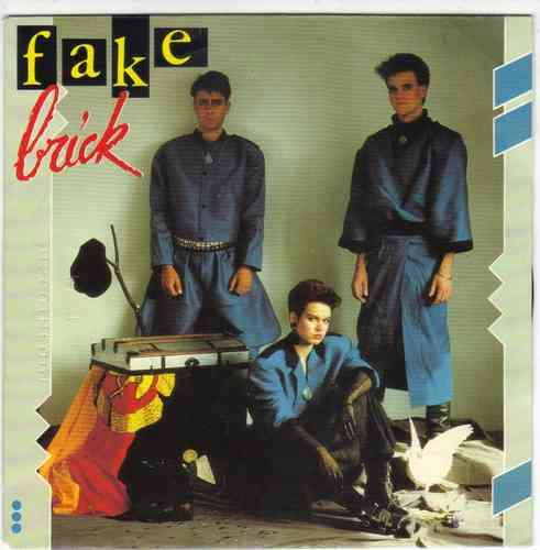 VINYL45T fake brick (passion) 1985