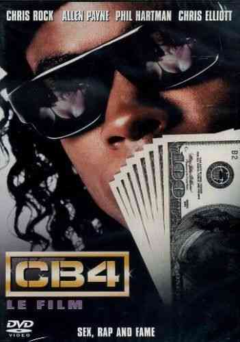 DVD CB4 le film sex , rap and fame