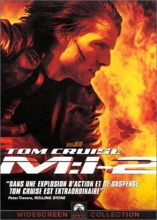 DVD Tom Cruise M:I-2