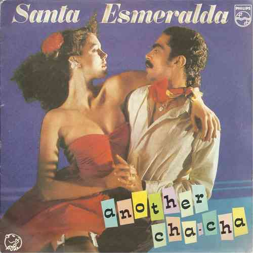 VINYL45T santa esmeralda another cha cha 1979