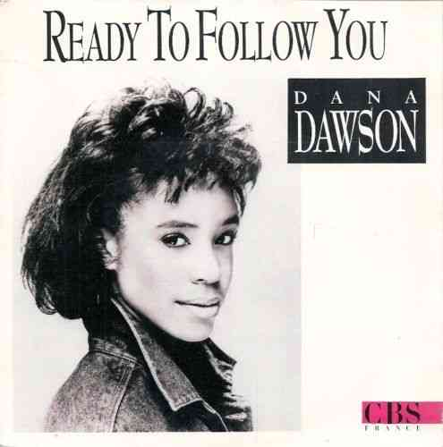 VINYL45T dana dowson ready to follow you 1988