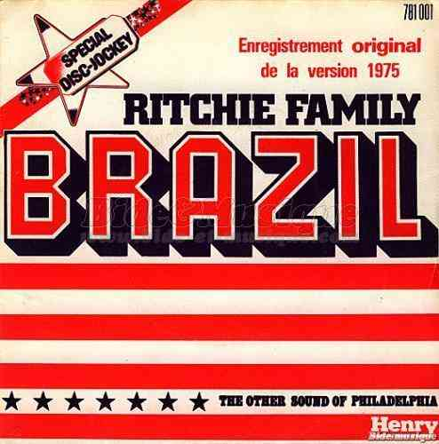 VINYL45T the richie family brazil 1975