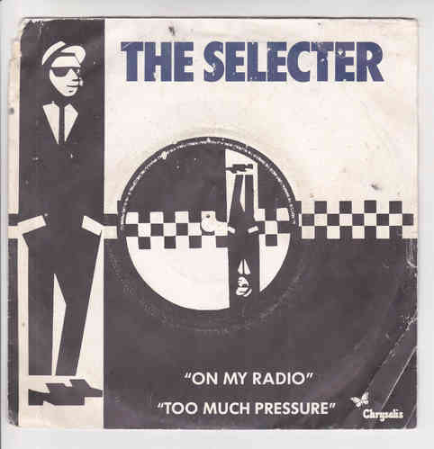 VINYL45T the selecter on my radio 1979
