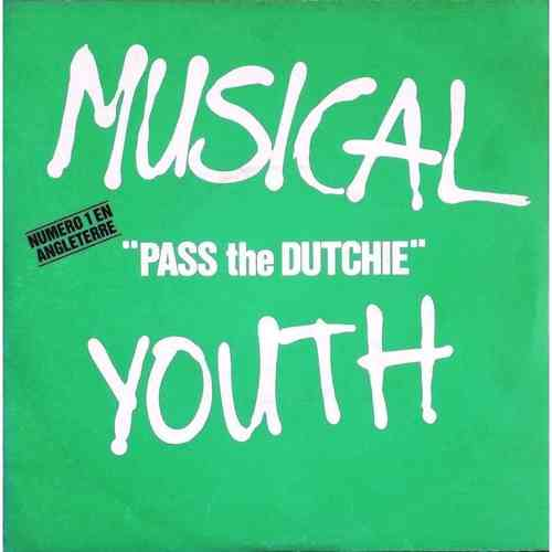 VINYL45T musical youth pass the dutchie 1982