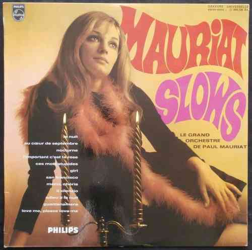 VINYL33T Paul mauriat slows 1968