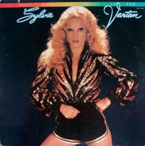 VINYL33T Sylvie vartan i dont the night to end 1979