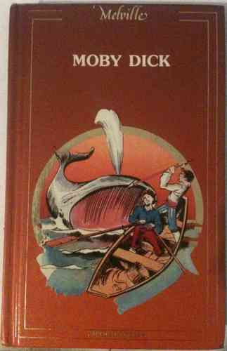 LIVRE Herman Melville Moby Dick 1989