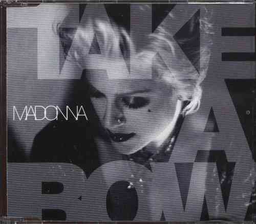 CD Madonna Take Abown 1994