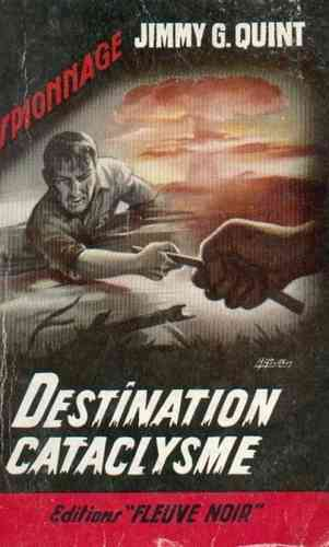 LIVRE Jimmy G Quint destination cataclysme 1960 n 233 EO
