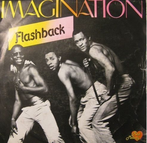 VINYL45T imagination flashback 1982