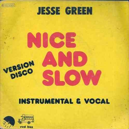 VINYL45T jesse gren nice and slow 1976