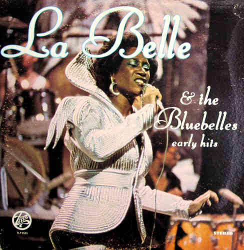 VINYL33T la belle the bluebelles early hits 1962
