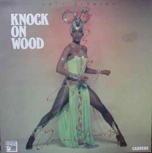 VINYL33T amii stewart knock on wood 1979