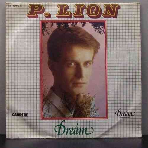 VINYL45T p lion dream 1984