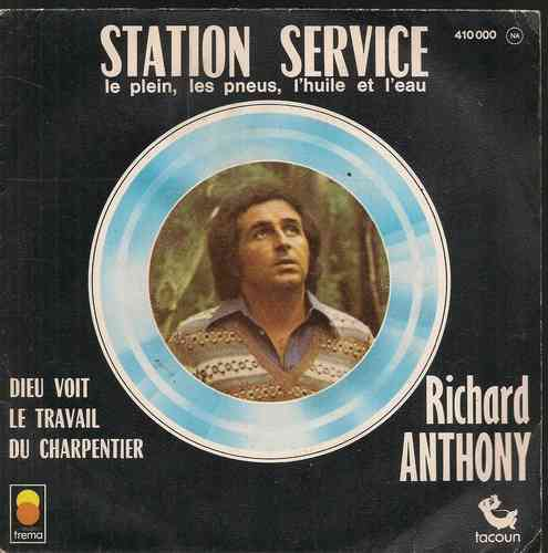 VINYL45T richard anthony station service