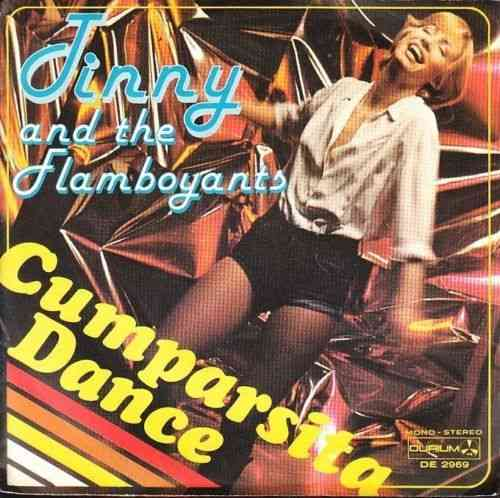 VINYL45T jinny and the flamboyants comparsita dance