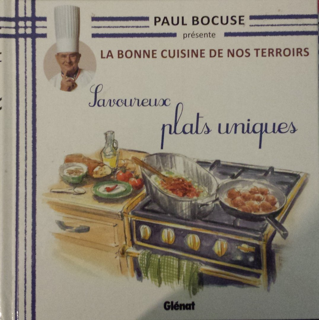 achat livre paul bocuse la bonne cuisine de nos terroirs book music docaz vente de livres. Black Bedroom Furniture Sets. Home Design Ideas